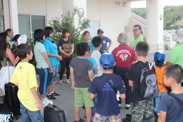 第2回Summer Camp in Ogimi